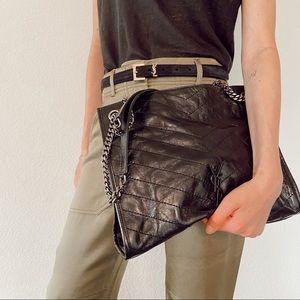 Saint Laurent niki medium tote shoulder bag